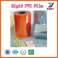 Modern cheap pharmaceutical pvc/pe/pvdc compound film pringting sheet for playing cards hard pvc