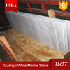 superior chinese pure white marble stone slab