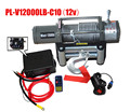 off road electric winch 12000lbs with good quality