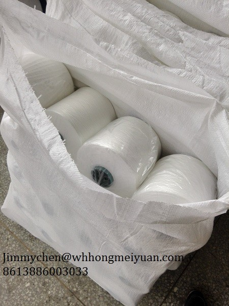 T50S/3 100 polyester spun yarn for sewing thread for Pakistan & VAN market