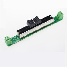 Sliding Type DC 12v 24v 1 Channel Led Dimmer Switch Controller Sliding Adjust Led Light Brightness LED Dimmer 4A Max 96w
