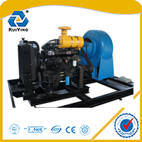 mixed-flow water pump 3400m3/h, head of 20m