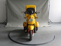 new electric delivery cargo tricycle