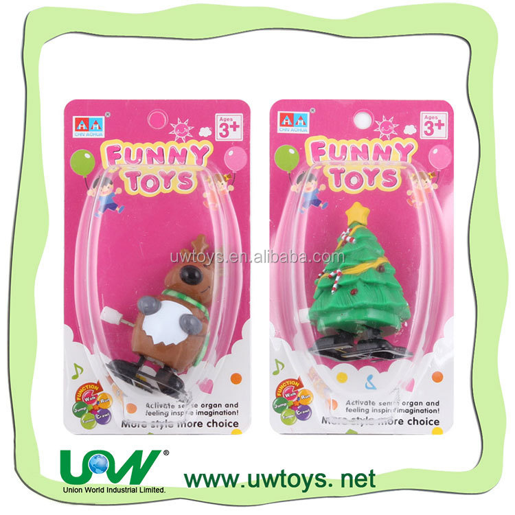 Wholesale china trade wind up christmas toy