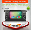 HIFIMAX Android 7.1 Car DVD Player For BMW 3 Series E46 / M3 (1998-2006) Car Video Multimedia GPS Navigation Carplay Optional
