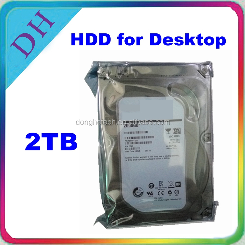 original desktop 3.5'' HD 2TB SATA 6Gb/s 7200rpm internal hdd 2000gb hard disk