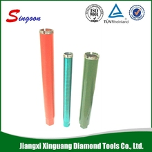 1-1/4UNC thread 450mm concrete diamond core drill bit for reinforced concrete