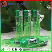 Disposable disposable cigarette lighter adapter plug