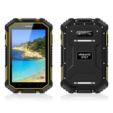 Factory price armband cellphone android smartphone 7 inch Screen mobile phone 13mp vkworld V6
