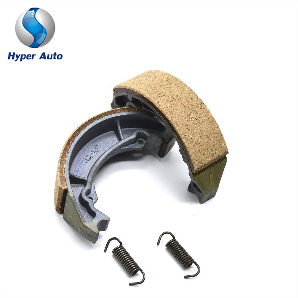 Performance Forklift Railway Brake Shoes