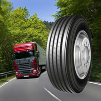 High michelin technology radial truck tires 750-16
