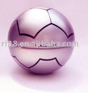 Ball shape tin box for chocolates gifts packaging