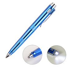 SQ new product 3 in 1multi-function led tactical self defense pen with glass breaker