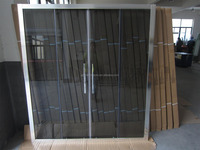 Bathroom Contractors Dealers Polished Chrome Sliding Shower Doors Bathroom Screens