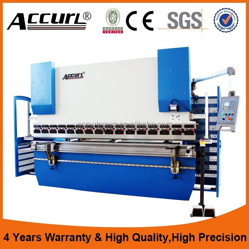 Channel letter WC67Y-250ton 3200mm square bending machine, different type of cutting machine