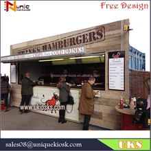 Portable container restaurant | container restaurant design | shipping outdoor container coffee shop
