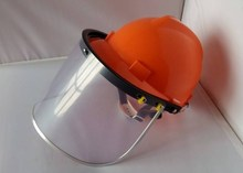 yellow color safety helmet