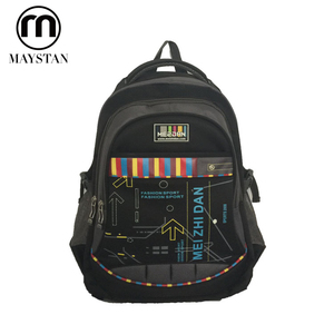 Cheap 230D printing polyester Lightweight school backpack
