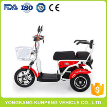Best quality promotional 3 wheel gas scooter
