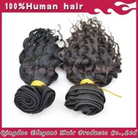70 300g excellent Wholesale 100% Human Virgin Natural Brazilian Tight Coarse Curly Hair