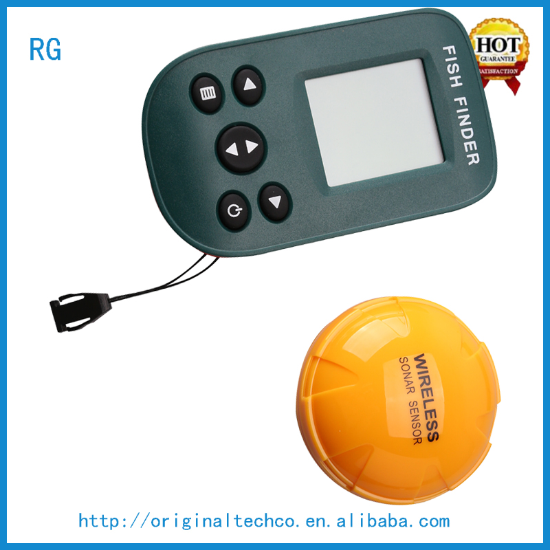 Rg Portable Underwater Fishing & Inspection Camera System Cmd Sensor 3.5 Inch Tft Rgb Waterproof Monitor Fish Sea 20M Cable