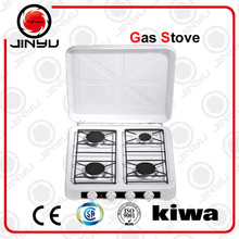 sales hot 4 burner paint enameled cold rolled sheet cooktop kitchen appliance gas stove/gas cooker