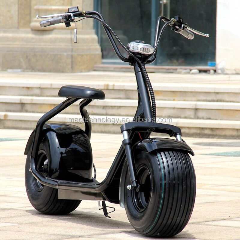 Factory hot sale 80km range golf trolley 2016 new design and fasional CHINA electric motorcycle MAG