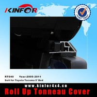Soft pick up truck bed covers for Toyota fit Tacoma 5' Bed Model 2005-2011