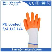 POWERTY ESD pu shell with soft liner labor gloves