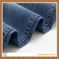 Cheap denim fabric of 100% cotton