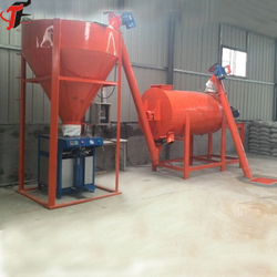 Simple Dry Slurry Production Line Dry Mix Mortar Plant For Sale