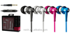 Custom Logo Stereo In Ear Earphone