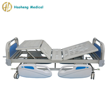 Adjustable Hospital Beds Medical Equipment Furniture 2 Crank Manual Hospital Bed