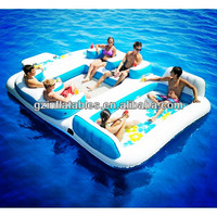 summer aqua leisure party inflatable water bar (Immanuel)