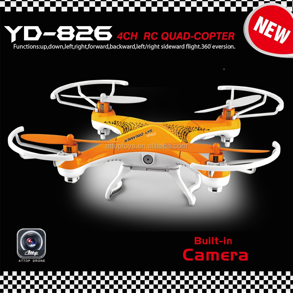 YD-826 New product!Hot sell 2.4G 4ch drone quad copter