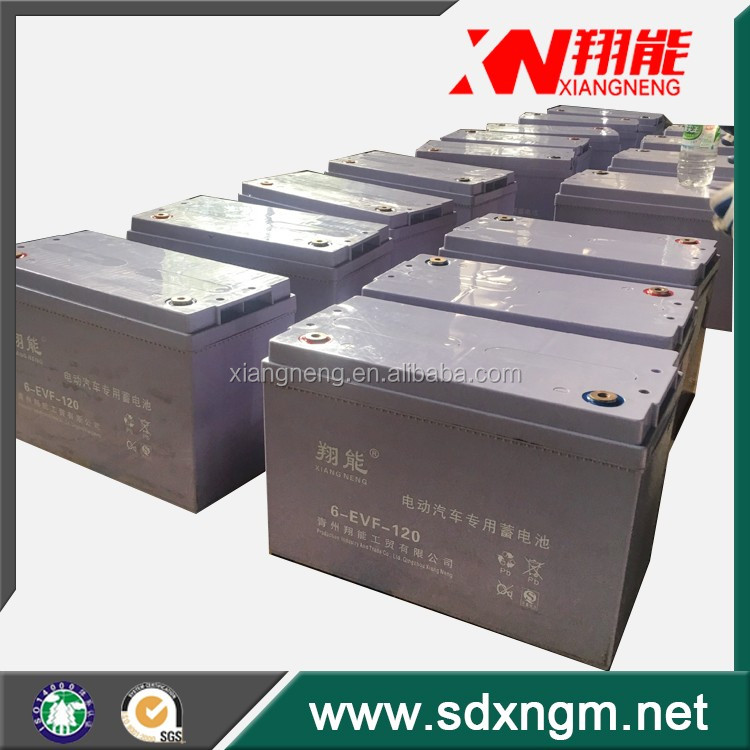 Factory supply Rechargeable three wheel electric vehicle battery
