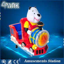 Children Outdoor High Quality Fiberglass Kiddie Ride Game Equipment For Sale