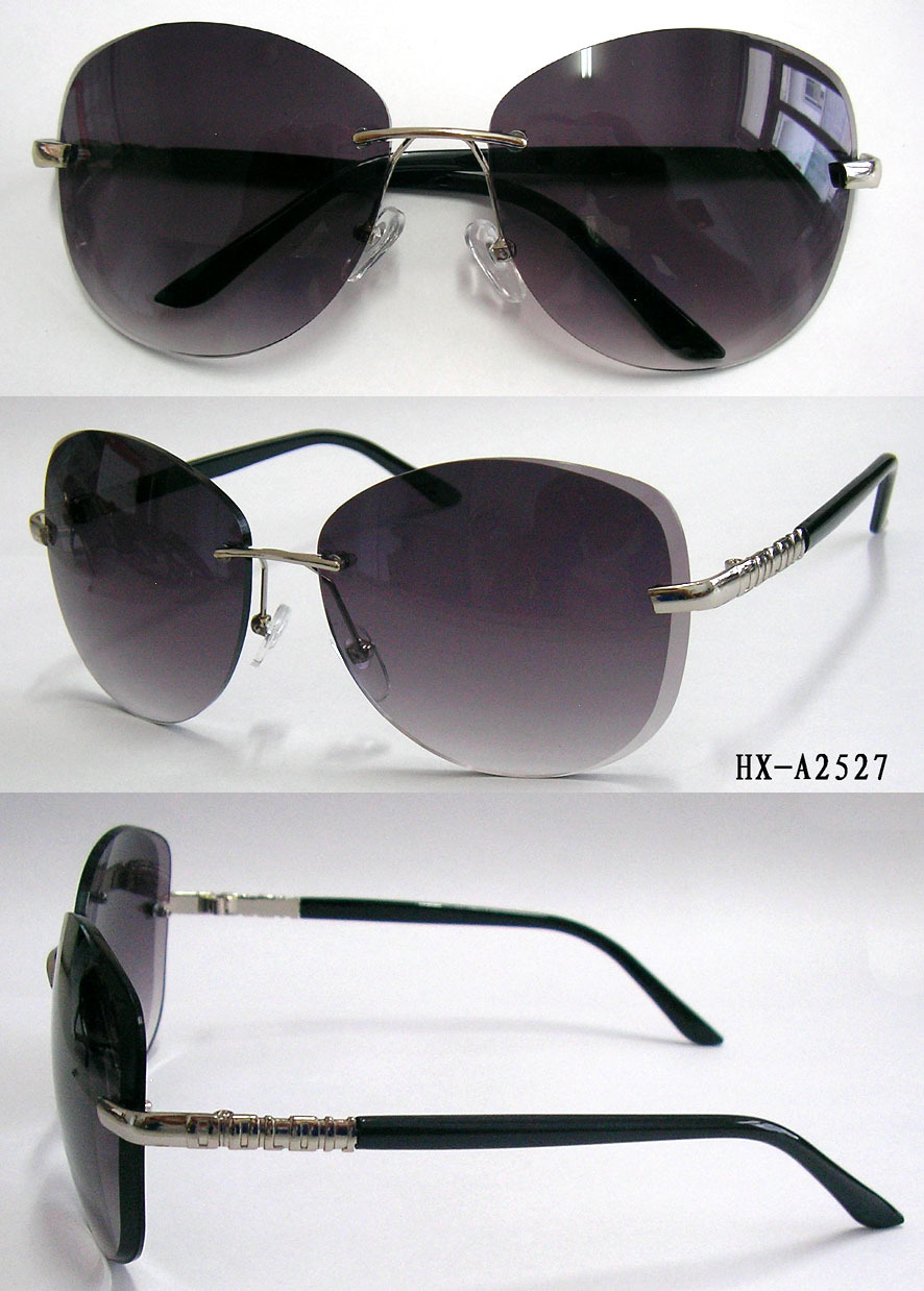 Fashionable new product simple sunglasses