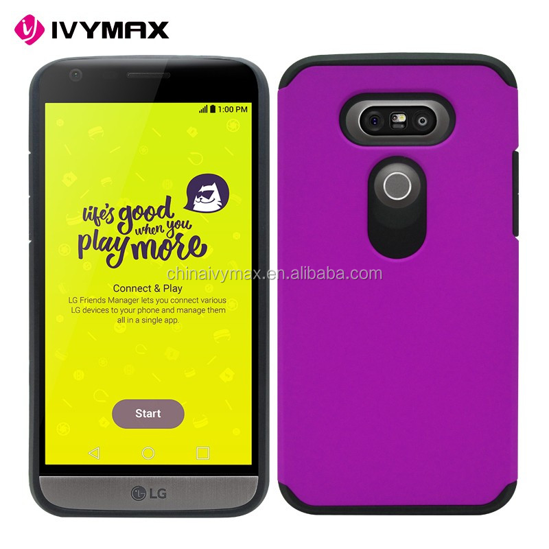 Ivymax new design candy cell phone case for LG G5 tpu back cover