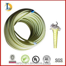 Industrial rubber hose fittings supply, grouting hose for resin