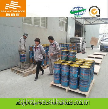 Oil Based Liquid Polyurethane Waterproof Coating Functional Coating