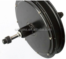"36v/48v 350w-1000w front 16"" scooter electric wheel hub motor with ECM/CE approval"