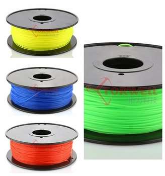 ABS,PLA,HIPS,Nylon,PETG,TPE filament,Welding Rods,extruded Filament for FDM/FFF 3D Printers,1kg(2.2lb)/spool,28 color