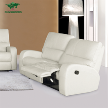 Factory Supply Dual Reclining Leather Sofa,Double Recliner Couch,Double Recliners On Sale