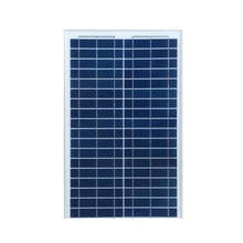 China factory sell mono and poly 10w 20w 30w solar panel price list for home