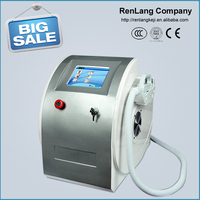 2015Hottest!! RL-B02!hair removal permanent/e light/best home rf skin tightening face lifting machine