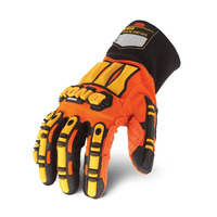 Safety Industrial High Impact Gloves For Work Labour Supply