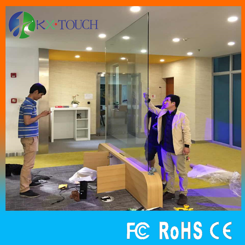 "48"" usb capacitive touch foil, touch film for glass screen, multi touch application"