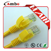 Good quality UTP/FTP Cat5e/Cat6/Cat7 rj45 rj11 patch cable/patch cord