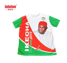 Hot very low price election campaign plain t-shirts